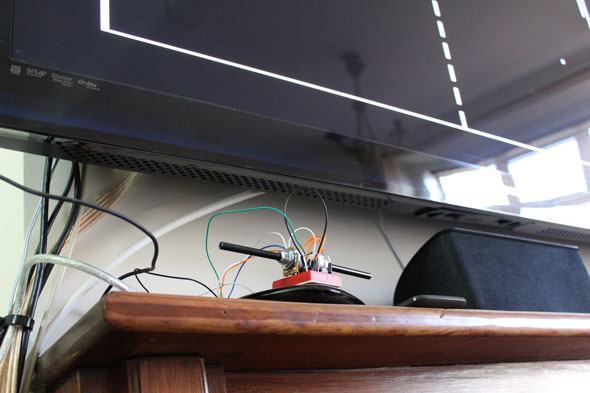 Arduino Motion Detector Alarm System