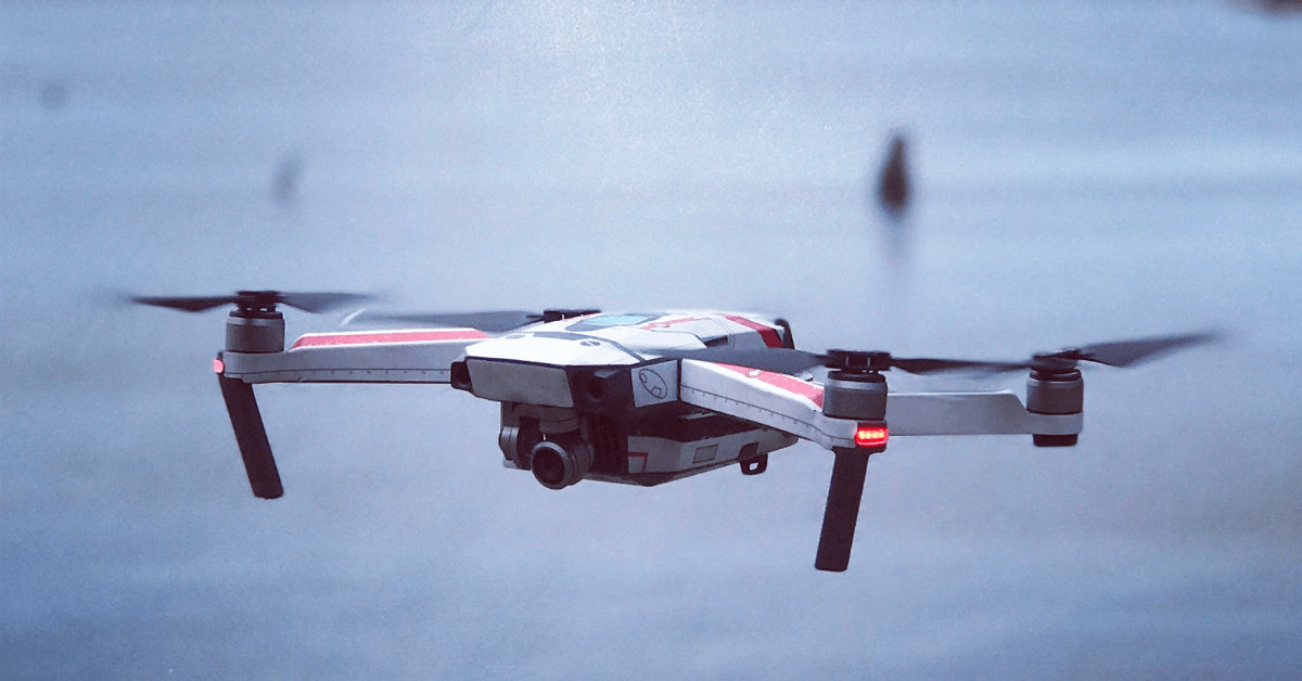 blood drones